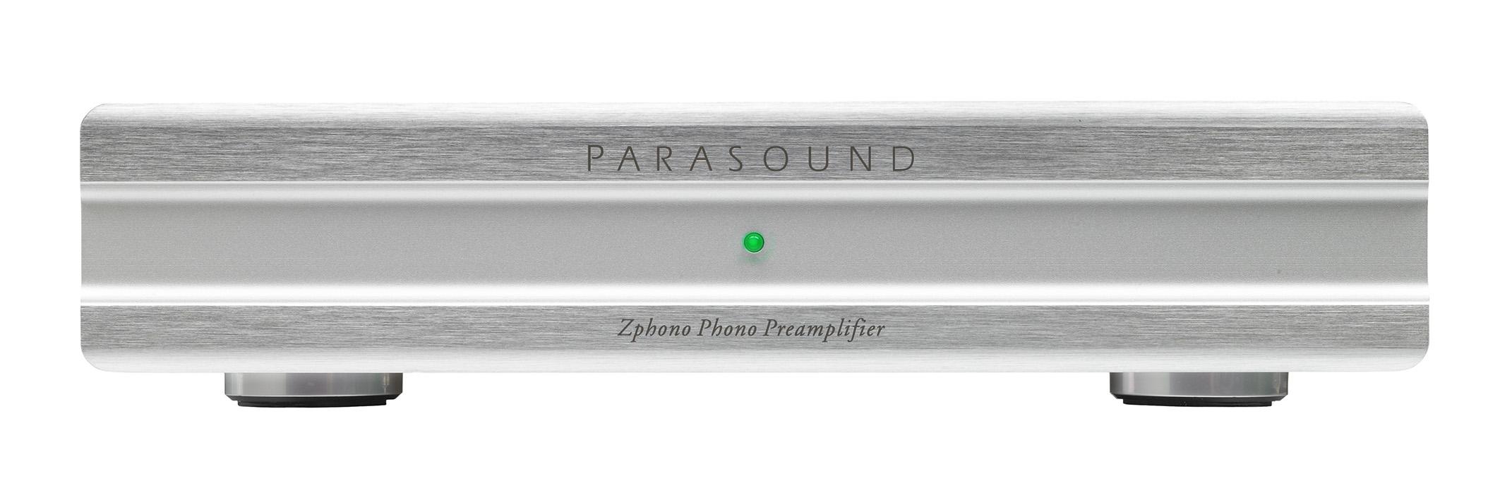 Фонокорректоры Parasound Zphono silver parasound a23 silver