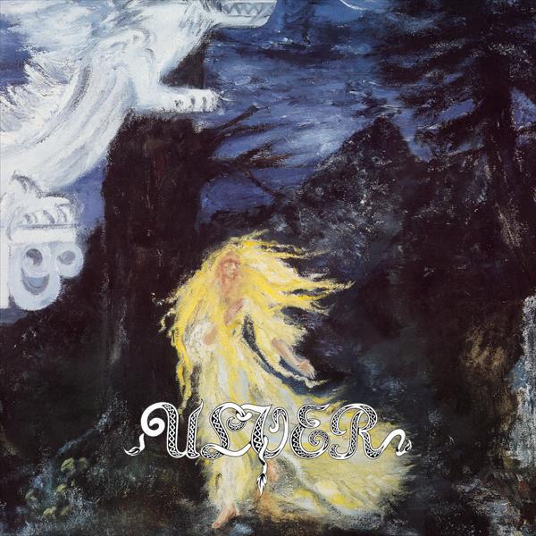 Виниловые пластинки Ulver KVELDSSANGER (RE-ISSUE 2016) (Gatefold black LP & LP-Booklet) ulver ulver kveldssanger re issue 2016