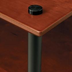 Аксессуары для мебели Quadraspire 256/32 (ножки) Black