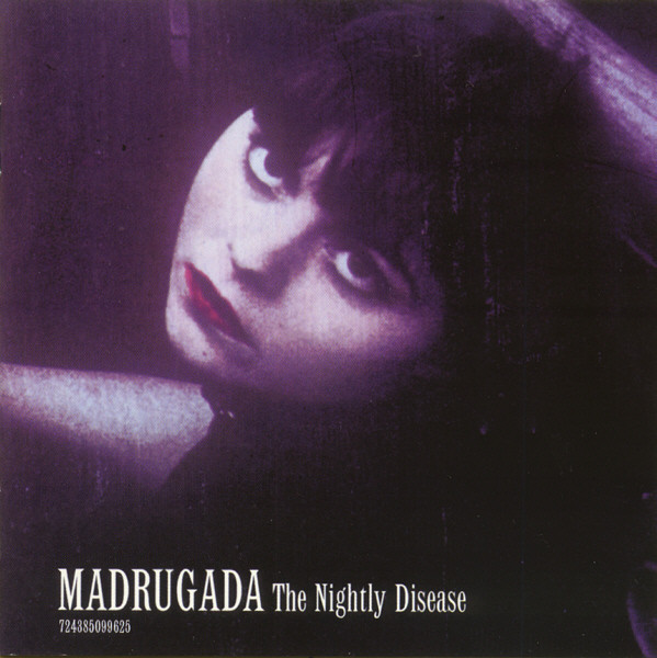 Виниловые пластинки Madrugada NIGHTLY DISEASE