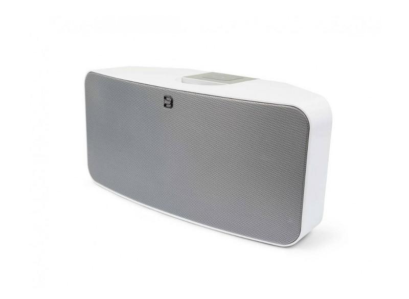 купить Активная акустика мультирум Bluesound PULSE P300 gloss white онлайн