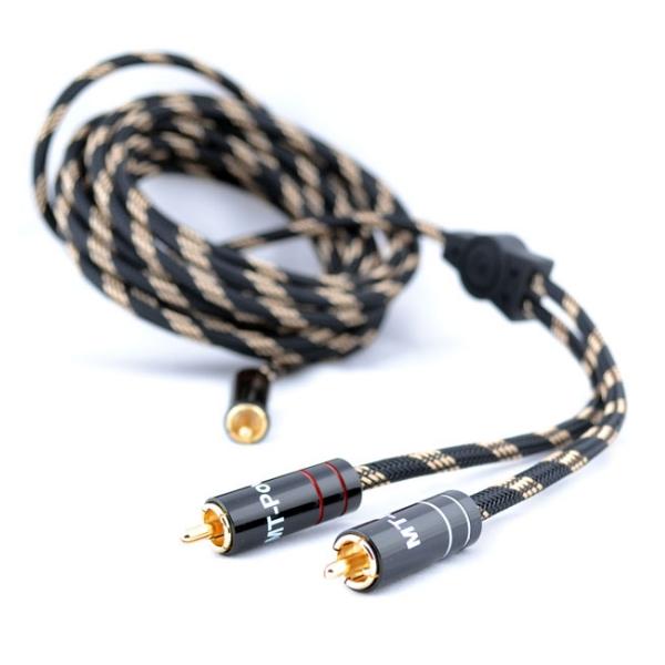 Кабели межблочные аудио MT-Power