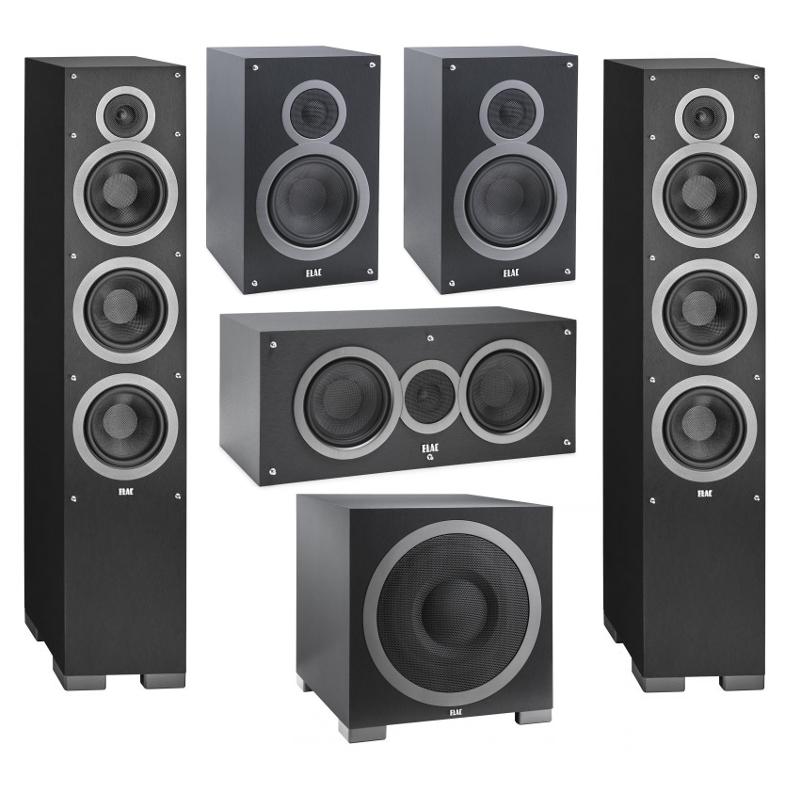 Комплекты акустики Debut 5.1 L со скидкой