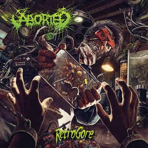 Виниловые пластинки Aborted RETROGORE (Gatefold black LP+CD & Poster) twentyears lp cd