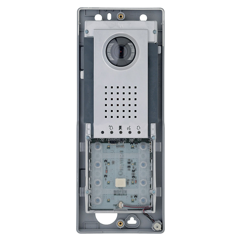 Аксессуары BPT DVC/IP ME вызывная панель dvc 412bl color black
