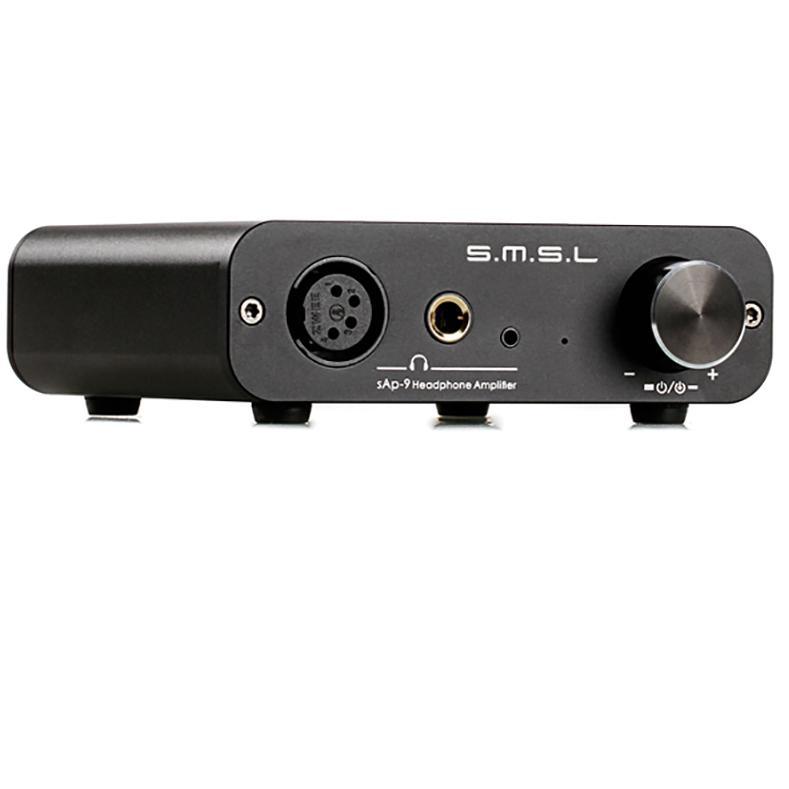 Усилители для наушников SMSL SAP-9 black smsl sap 7 black