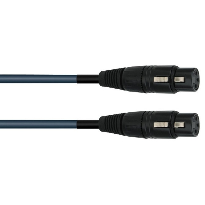Кабели межблочные аудио Wire World Oasis 7 Balanced Audio Interconnect 0.5m