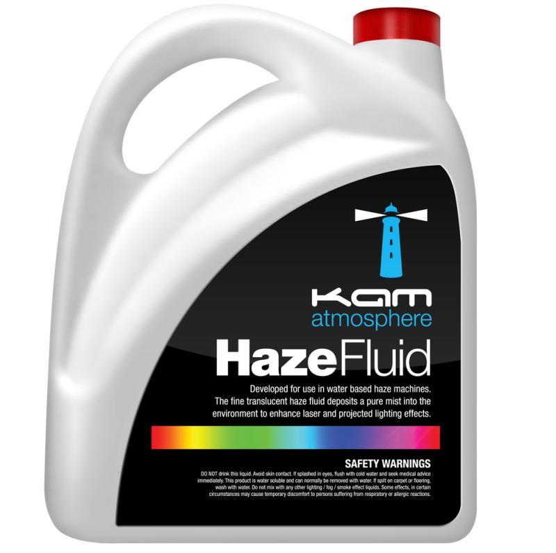 Аксессуары для генераторов эффектов KAM Haze Fluid купить аксессуары для водяного тумана