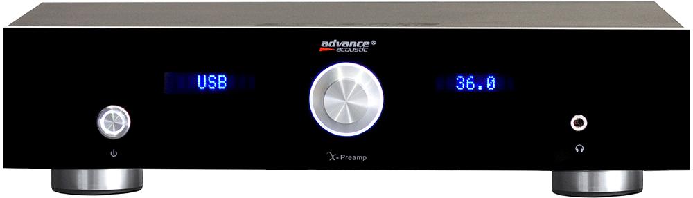 Предусилитель (стерео) Advance Acoustic