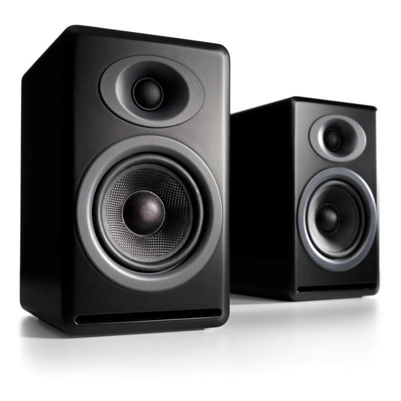 Полочная акустика Audioengine P4 Satin Black
