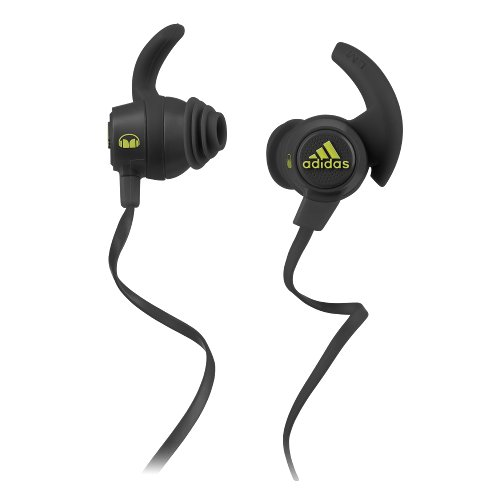 Monster Adidas Perfomance Response Earbud Headphones Grey (128651)
