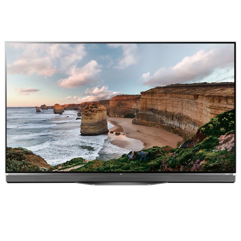 OLED телевизоры LG OLED55E6V