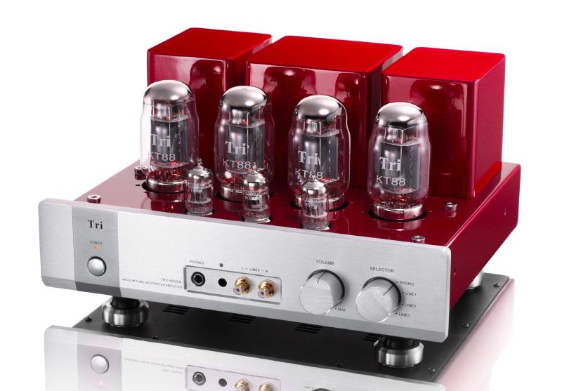 Ламповый усилитель Triode TRV-88SER - отзывы владельцев