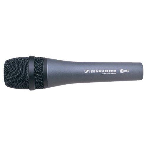 Микрофоны Sennheiser E 845