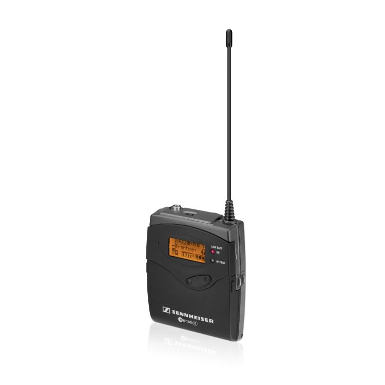 Приёмник и передатчик для радиосистемы Sennheiser, арт: 127771 - Приёмник и передатчик для радиосистемы
