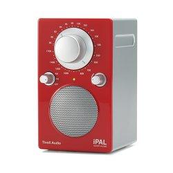 Радиоприемники Tivoli Audio iPAL High Gloss Red/Silver (PALIPALR)