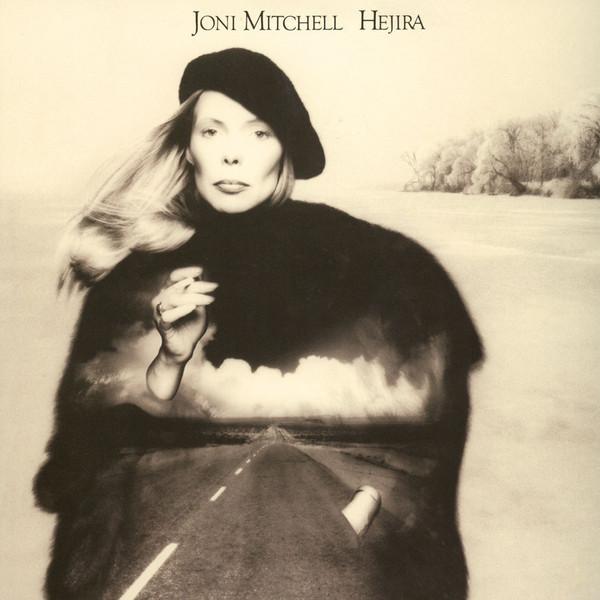 Виниловые пластинки Joni Mitchell HEJIRA (180 Gram/W338) виниловые пластинки joni mitchell ladies of the canyon