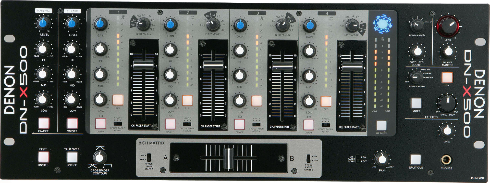 DJ-микшеры Denon DN-X500E2