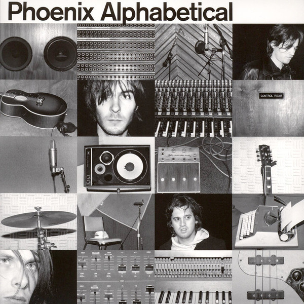 Виниловые пластинки Phoenix ALPHABETICAL