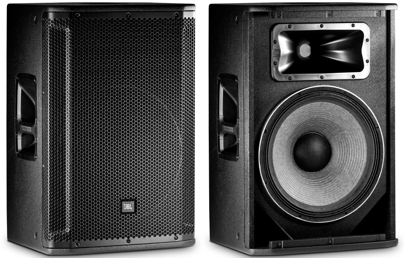Концертные акустические системы JBL SRX812P
