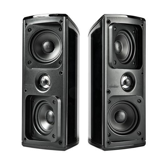 Полочная акустика Definitive Technology Mythos Gem (Black) стойки под акустику definitive technology studio monitor stands black