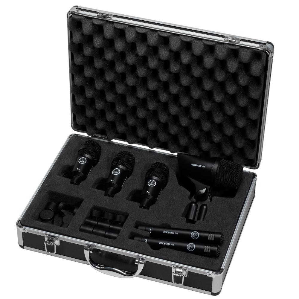 Микрофоны AKG Groove Pack микрофоны akg d5 stage pack
