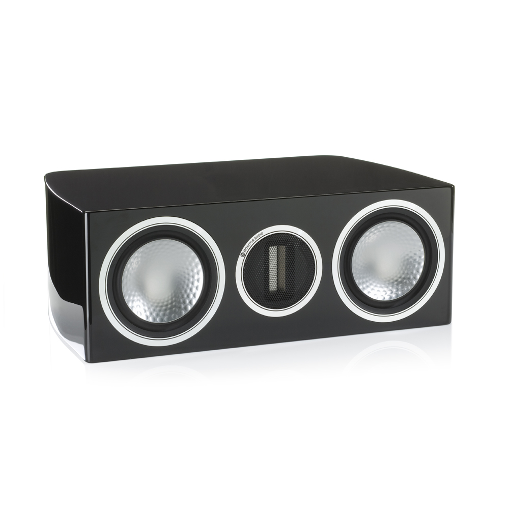Акустика центрального канала Monitor Audio Gold Series C150 piano black акустика центрального канала vienna acoustics theatro piano black