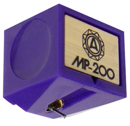 Аксессуары для виниловых проигрывателей Nagaoka JN-P200 головки звукоснимателя nagaoka mp 150h