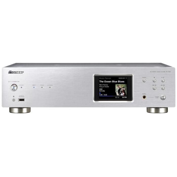 Сетевые аудио проигрыватели Pioneer
