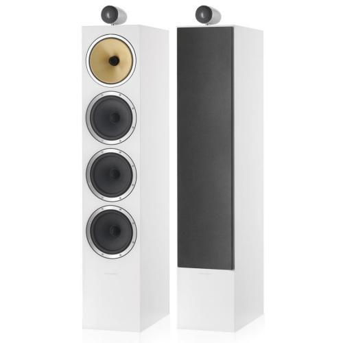 Напольная акустика B&W CM10 S2 satin white