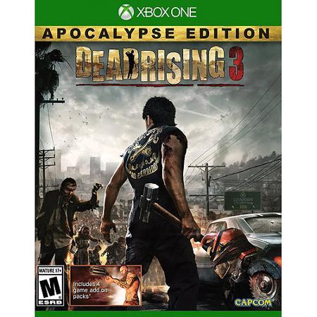 Игры для игровых приставок Microsoft Deadrising 3 ApclypsEdtn аксессуары для20игровых приставок