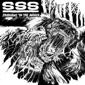 Виниловые пластинки SSS PROBLEMS TO THE ANSWER (Picture LP)