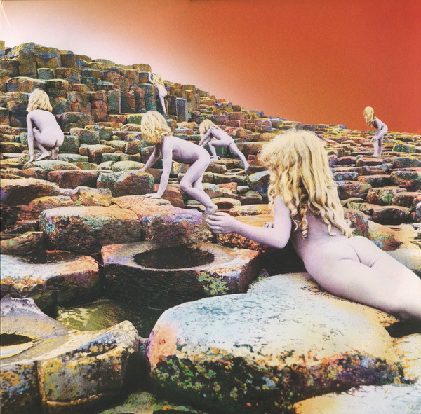 Виниловые пластинки Led Zeppelin HOUSES OF THE HOLY (Deluxe Edition/Remastered/180 Gram) виниловая пластинка led zeppelin in through the out door deluxe edition remastered 180 gram