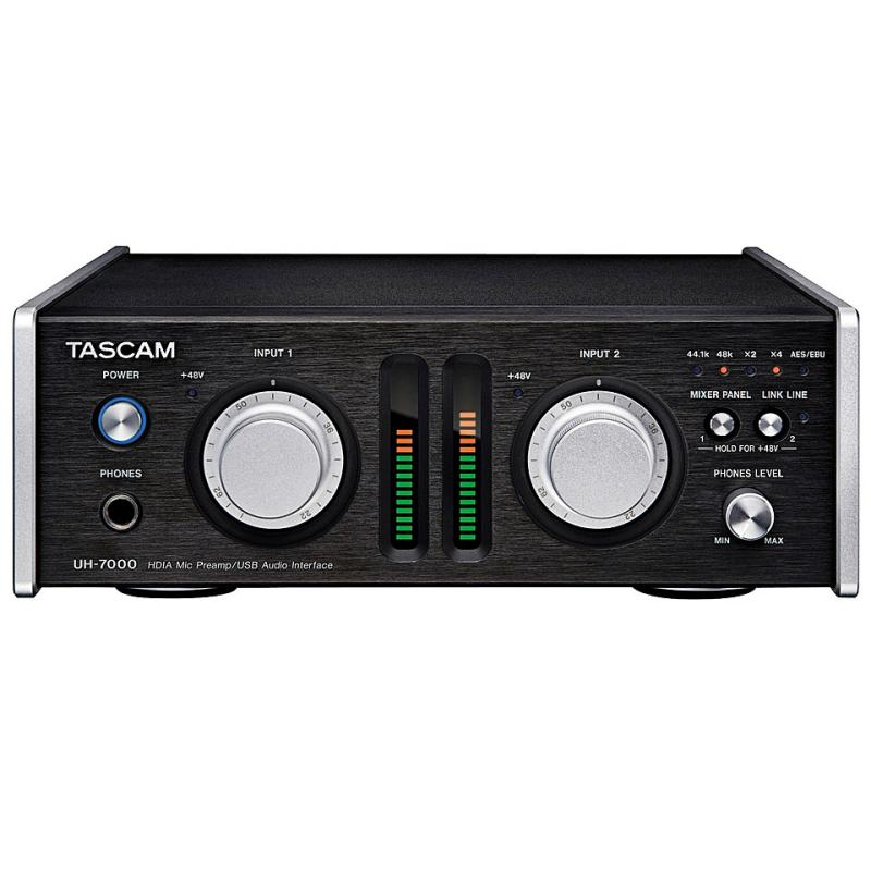 ЦАП (audio dac) Tascam UH-7000