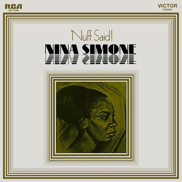 Виниловые пластинки Nina Simone NUFF SAID! (180 Gram/Remastered)