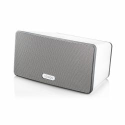 Активная акустика мультирум Sonos PLAY:3 white сетевой аудио плеер sonos connect amp