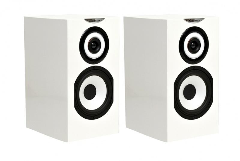 Полочная акустика Cabasse Minorca MC40 (Glossy white) cabasse java mc40 glossy black