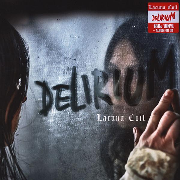 Виниловые пластинки Lacuna Coil DELIRIUM (LP+CD/Gatefold) protective flip open pu pc case w stand card money slot for iphone 6 plus deep pink
