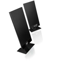 Настенная акустика KEF T101 black (пара) комплекты акустики kef t105 system black