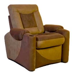 Кресла для домашнего кинотеатра Home Cinema Hall Classic Корпус кресла ALCANTARA/120