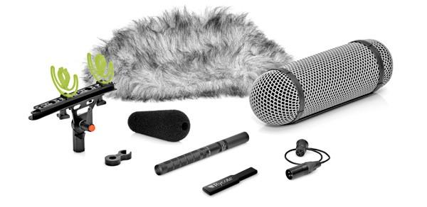Микрофоны DPA 4017С-R держатель для микрофона dpa mhs6005