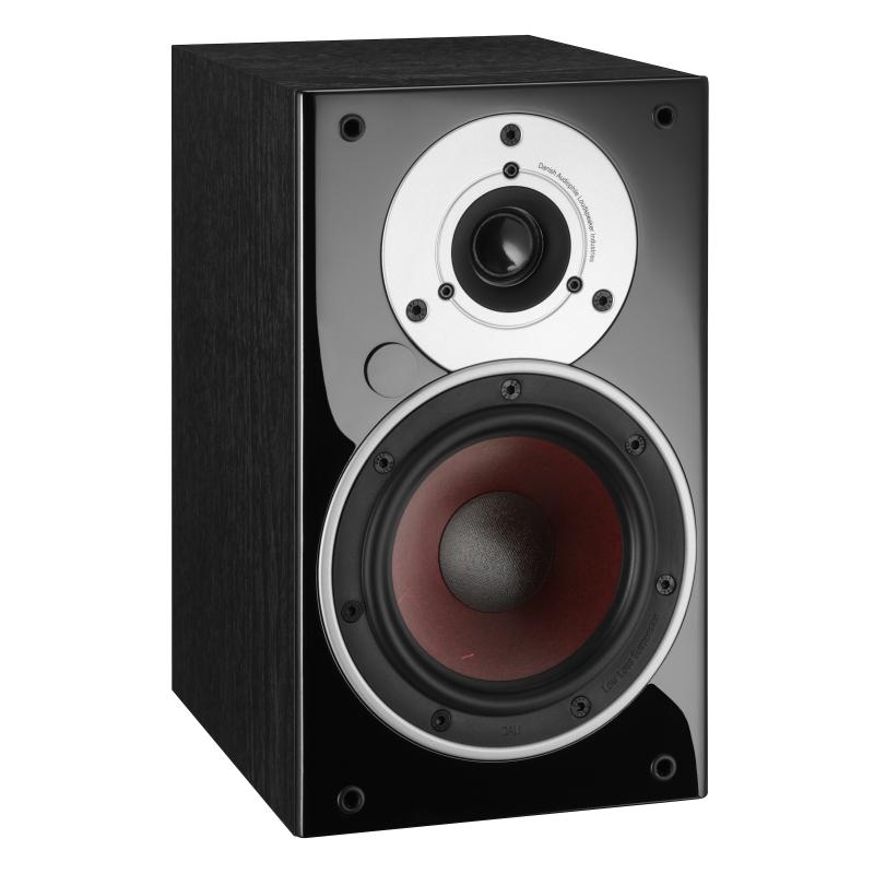 Полочная акустика Dali ZENSOR 1 AX black dali zensor 1 ax white