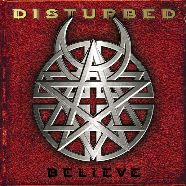 Виниловые пластинки Disturbed BELIEVE