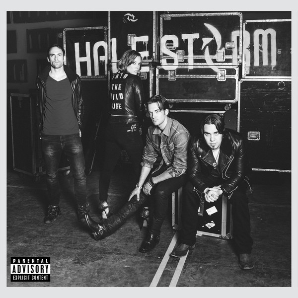 Виниловые пластинки Halestorm