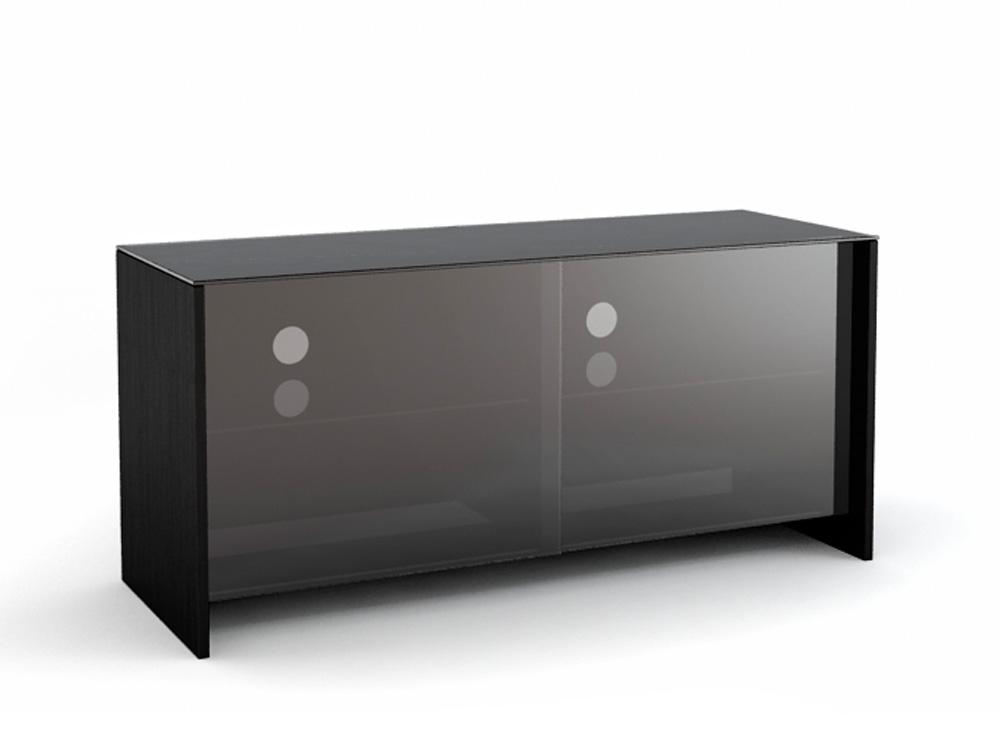 Подставки под телевизоры и Hi-Fi MD 522.1110 (черный/дымчатое стекло) стойка metaldesign md 552 planima черный дымчатое стекло