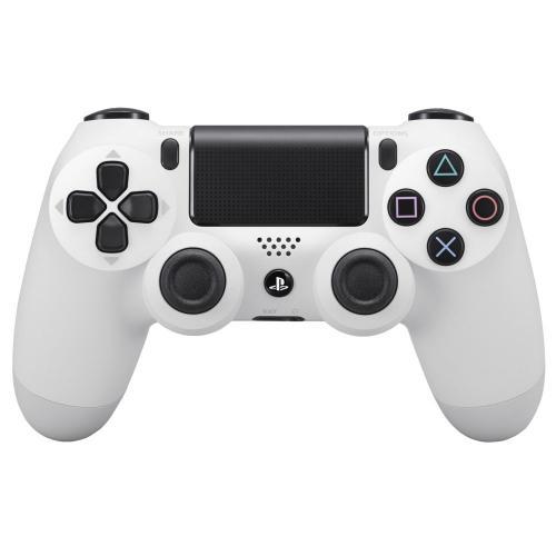 Аксессуары для игровых приставок Sony Беспроводной контроллер Sony Dualshock 4 white аксессуары для игровых приставок sony беспроводной контроллер sony dualshock 4 camouflage