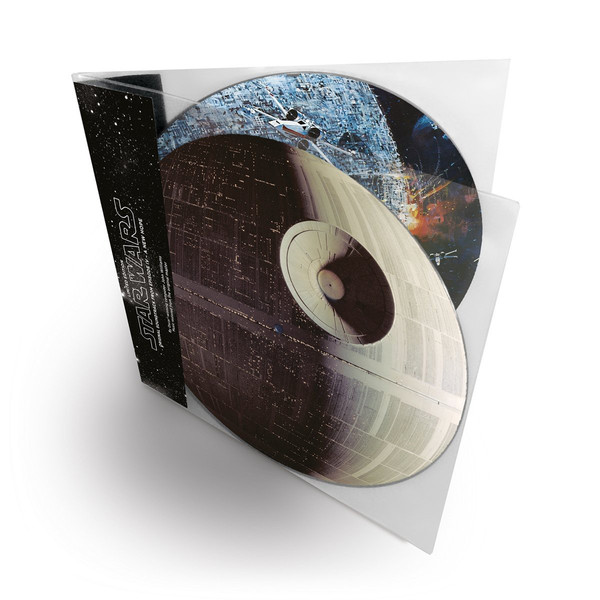Виниловые пластинки John Williams STAR WARS - EPISODE VI - RETURN OF THE JEDI (180 Gram Gold vinyl/Gatefold) cnc leadshine brushless servo kit drive acs606 200w ac servo motor acm602v36 sm408 sd