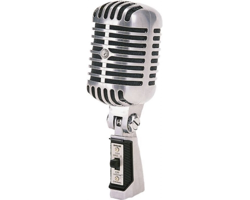 Микрофоны Shure 55SH SERIESII