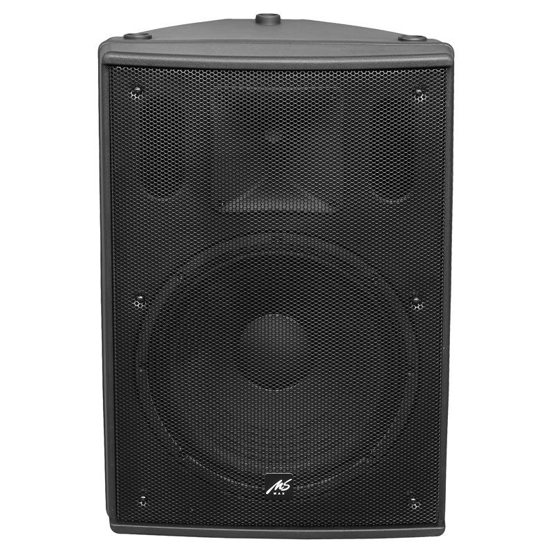 Концертные акустические системы MS-MAX N15a цена 2016