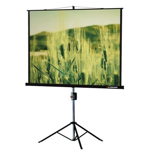 Экраны для проекторов Lumien Master View 220x220 см Matte White FiberGlass